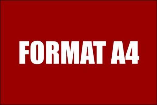 Wymiar A4 - poznaj. wymiar papieru formatu A4
