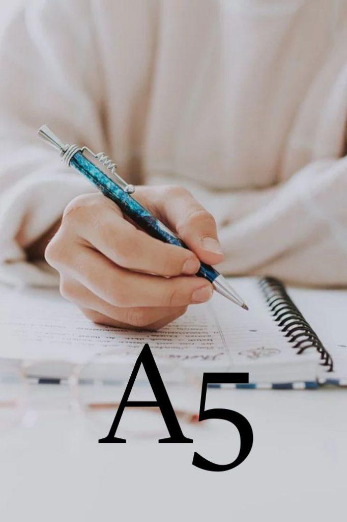 Format A5 - jaki ma wymiar i ile waży 1 arkusz