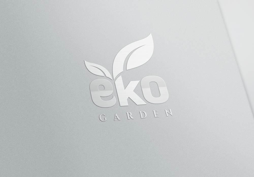 Logo dla firmy EkoGarden
