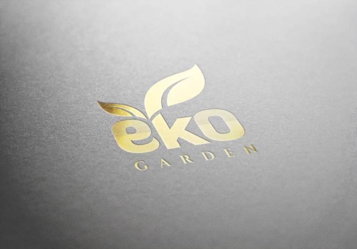Jak zaprojektować logo np. na teczce ofertowej- przykład ekogarden