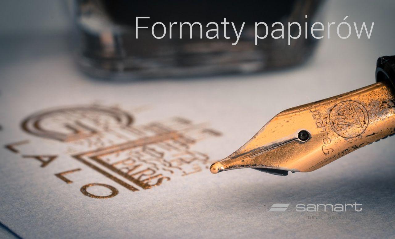 Wymiary formatu A4 - poznaj inne informacje
