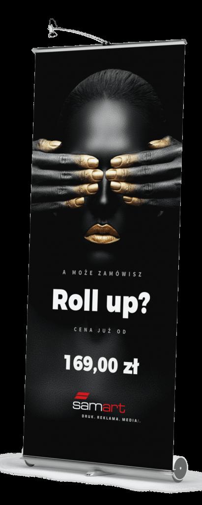 Cennik roll up Kraków Wieliczka