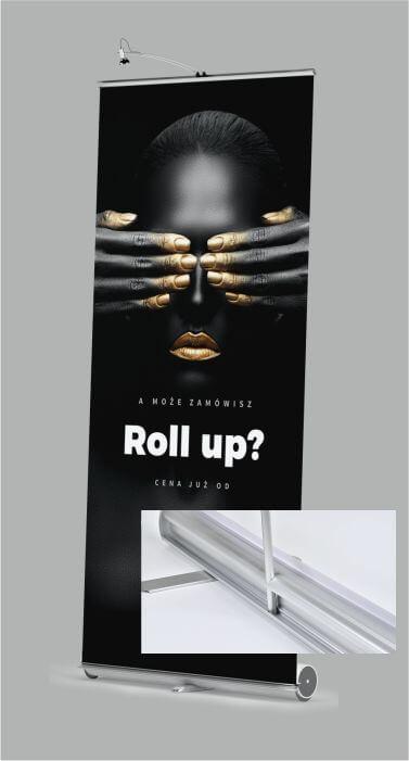 Roll UP w wersji ekonomicznej