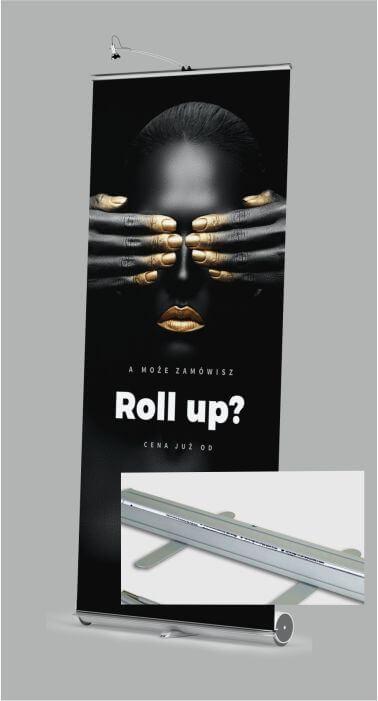 Roll UP w wersji standardowej