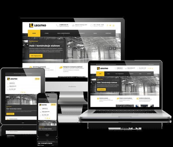 realizacja: samart.pl | strona dla wykonawcy hal i konstrukcji stalowych.