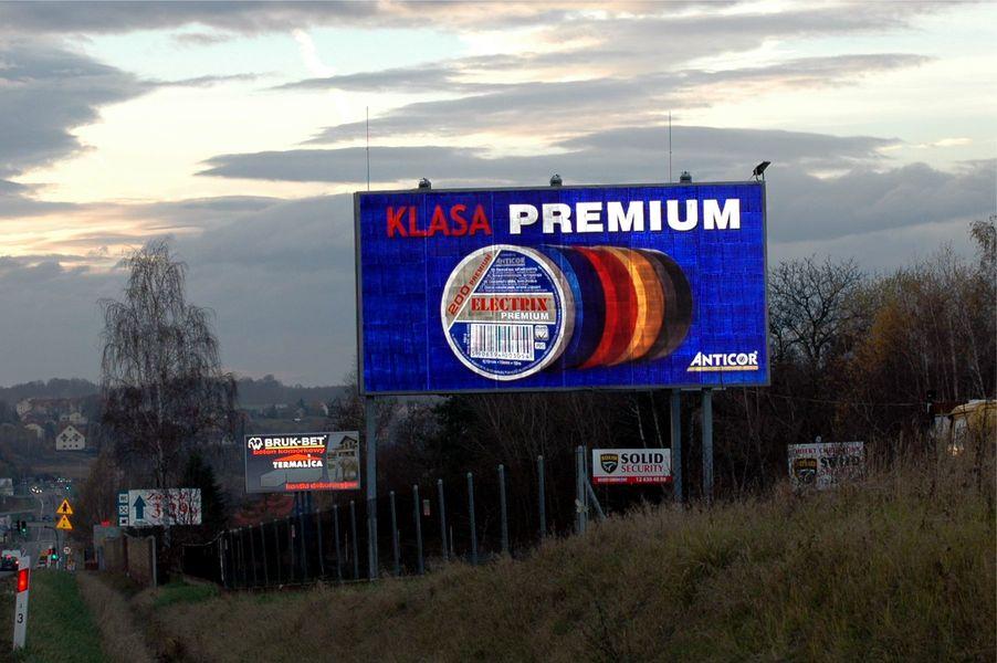 Tablica reklamowa odblaskoway - tablice, billboardy, reklamy