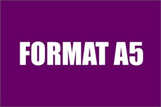 Wymiary A5 - poznaj wielkość i wymiar arkusza A5