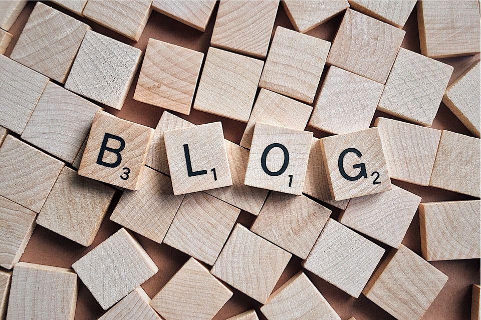 Blog strona www - narzędzie marketingu online