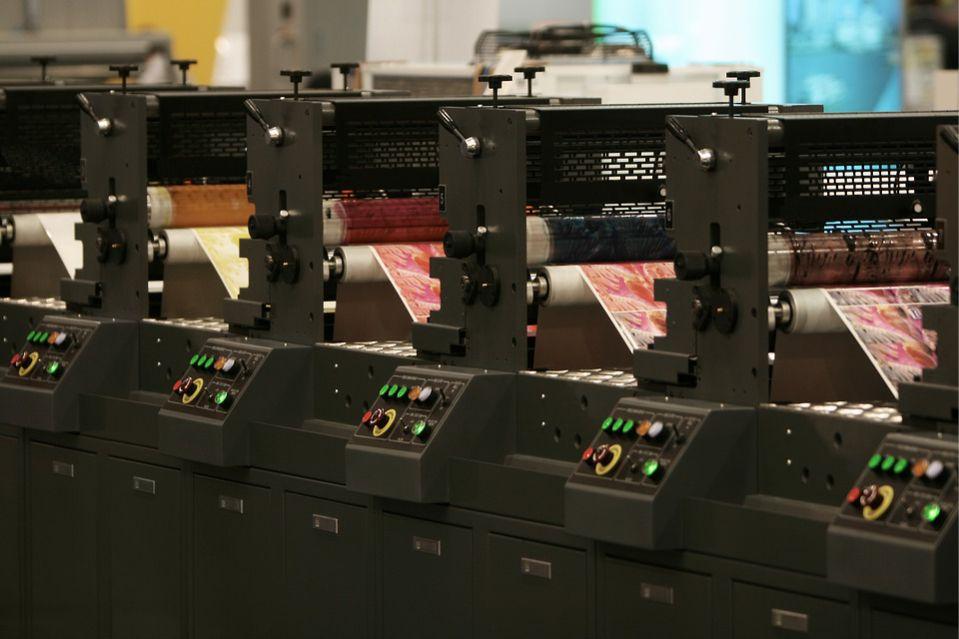 Cennik druku w technologii offsetowej - ceny druku offsetowego