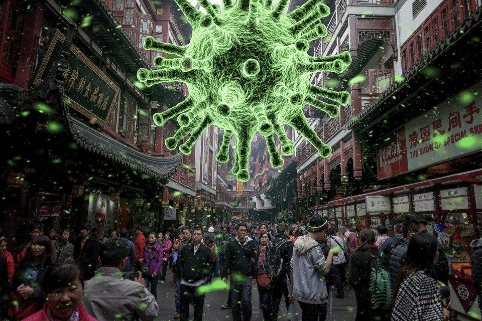 Wpływ korona wirusa na produkcje i usługi