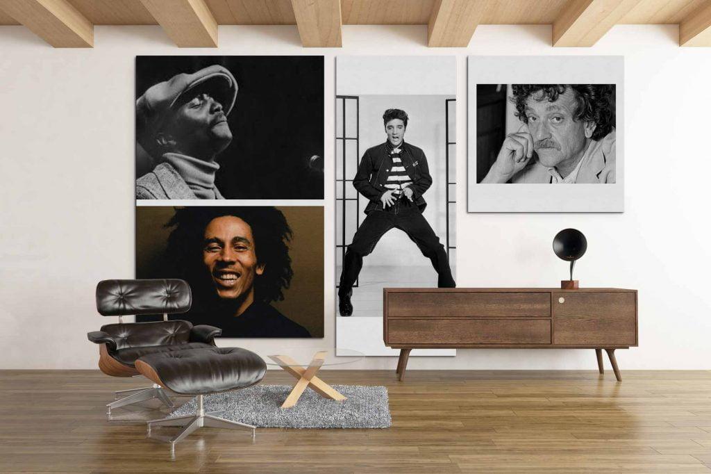 Cennik fotoobrazów drukowanych na płótnach canvas