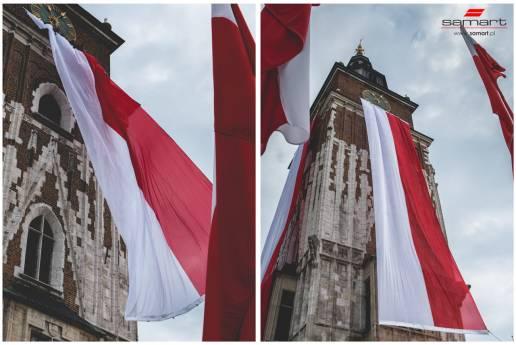 produkcja flag reklamowych i państwowych