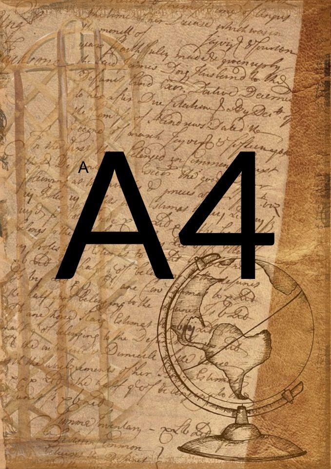 Układ pionowy formatu A4