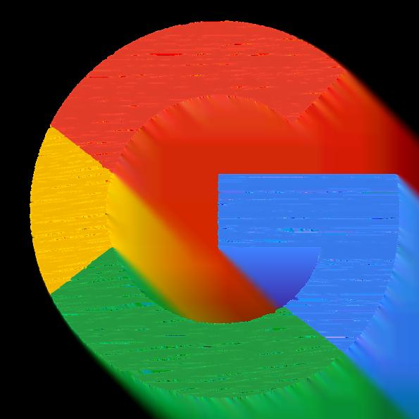 Przykład logotypu Google - prosta forma czytelny przekaz