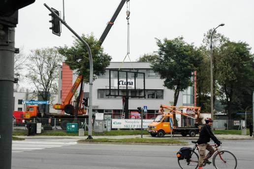 KONSTRUKCJE pod billboardy - tablice reklamowe - poznaj ofertę SamART