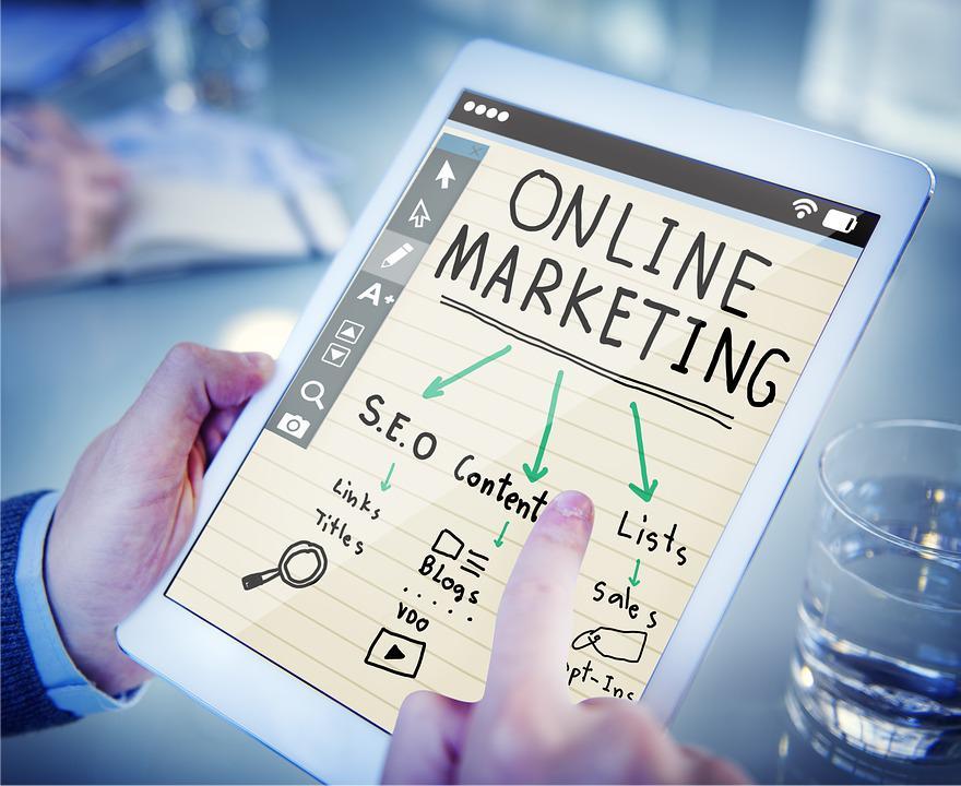 Marketing internetowy online - zacznij już dziś
