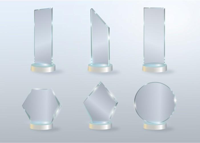 Plexi - podstawowy budulec przy produkcji trofeów sportowych ze szkład organicznego