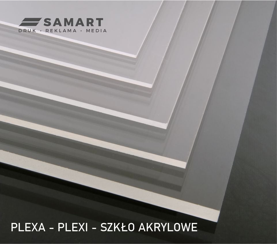 PMMA - PLEXI - PLEKSAto nazwa szkła akrylowego - oferujemy cięcie - docinanie frezowanie
