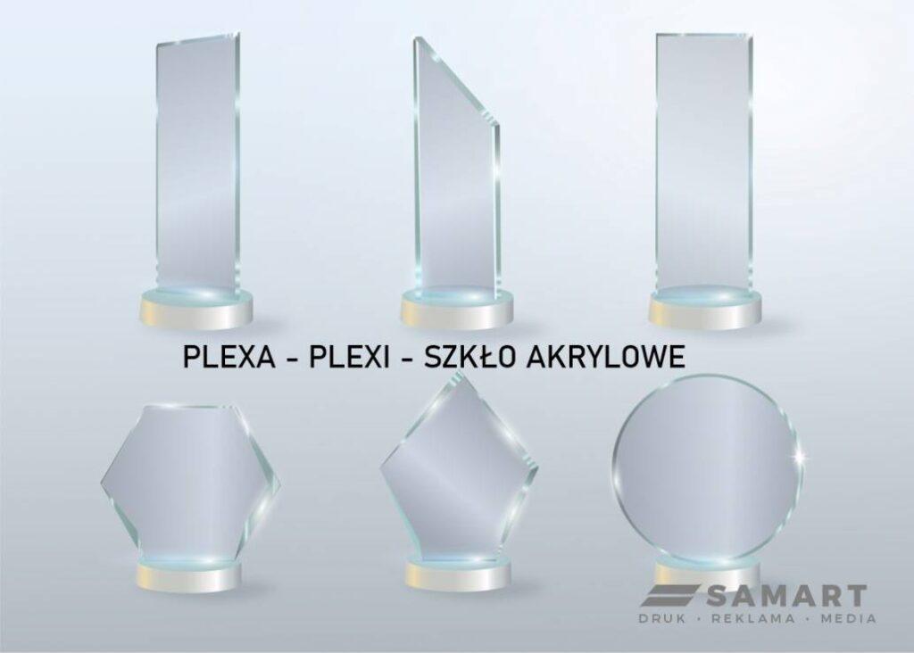 Cięcie - wycinanie PMMA - szkło organiczne -plexi