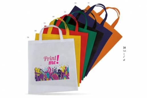 Poznaj ofertę ekologicznych toreb reklamowych z nadrukiem