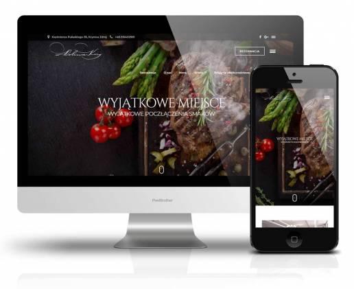 Tworzenie projektowanie stron www Kraków