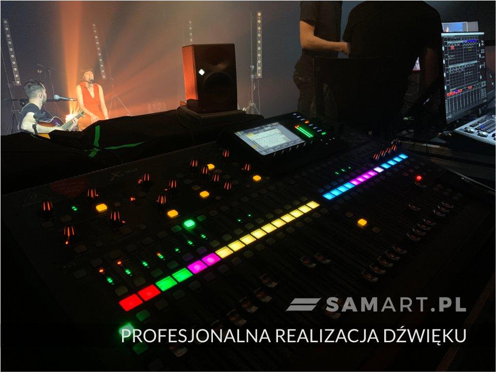Realizacja dźwięku i udźwiękowienie konferencji online